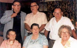 Donahue Siblings, RI 1984