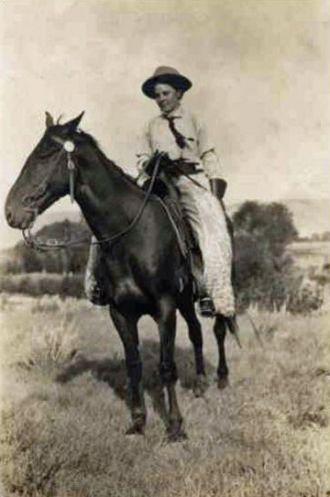 """Josephine """"Josie"""" (Covington) Whitcanack"""