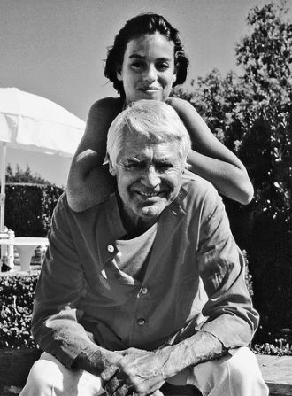 Cary and Jennifer Grant