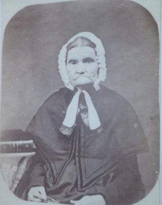 Betsy (Molthrop) Crawford