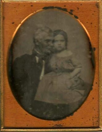 Ellen and Jacob Hallett
