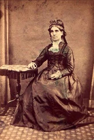 Mary Newman Palmer