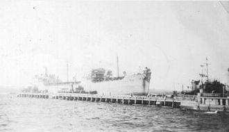 Navy Oil Tanker
