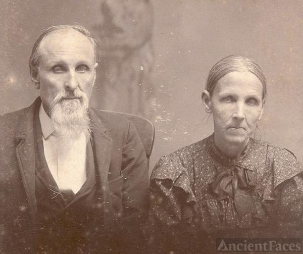 George Washington and Eleanore (Ruddick)
