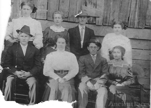 Goins wedding 1910 Kentucky