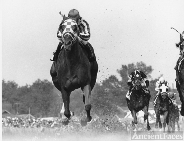 Secretariat, Kentucky Derby winner