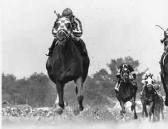 Secretariat, Kentucky Derby winner