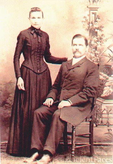 Rev William Cramer & wife