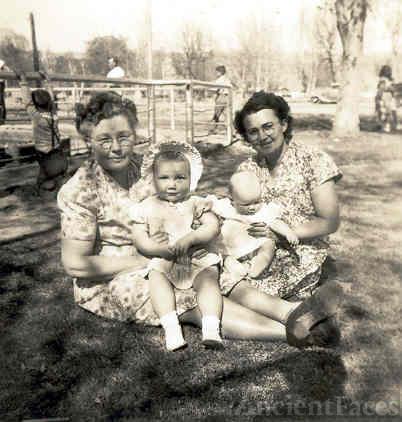 Grandmothers & Granddaughters