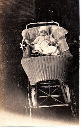 Herbert Lee Young, baby