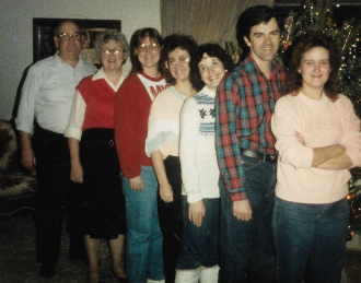 Crawford Family Christmas