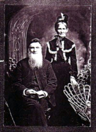 James and Angelina Denning NSW Australia