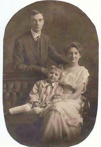 James Boatwright Walker Family