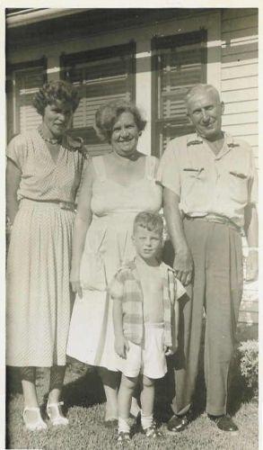 William J. Pesta Sr. & His Family Visit Indiana