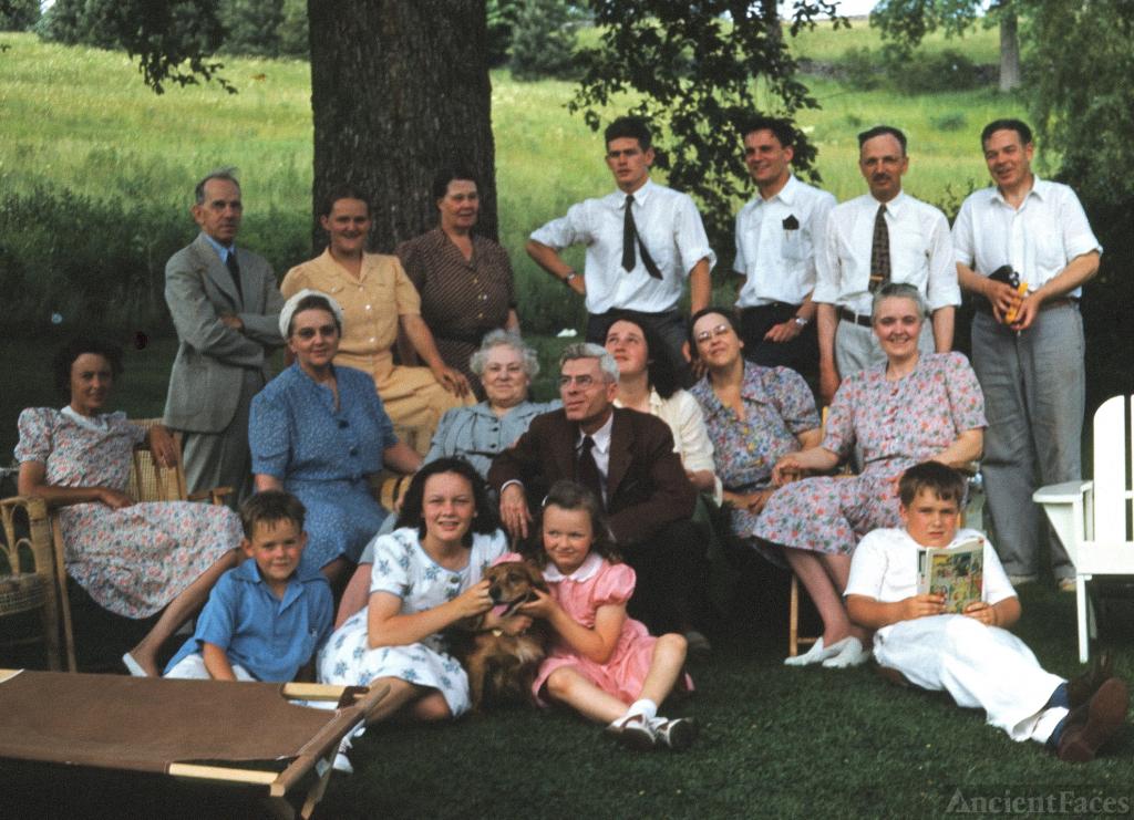 George Jackson Family Reunion