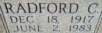 Radford Gragg Gravesite