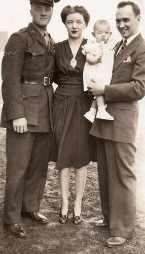 Branic & St. Clair family
