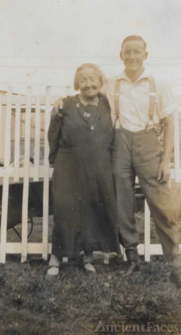 Margaret (Gray) and George Hearn