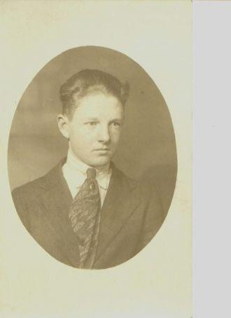 Frank Thomas Gordy, 1922