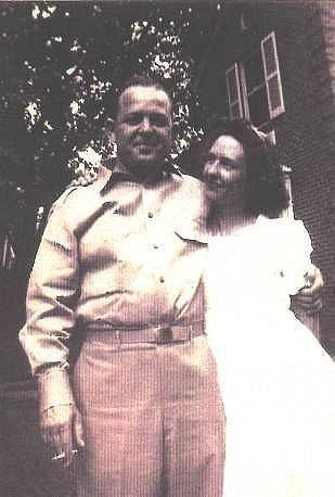Dorothy and Robert Chaplin