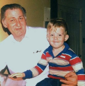 "Grandpa & ""The Beans"""