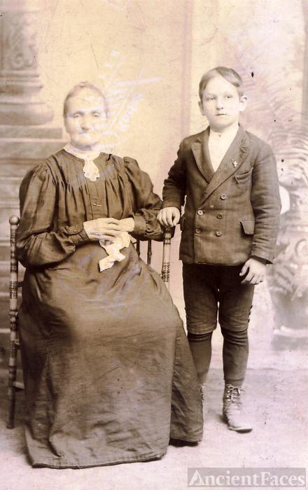 Elizebita (Lukasewicz) Rynkiewicz & Charles Choplick