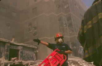 Honoring First Responders 9/11/2001