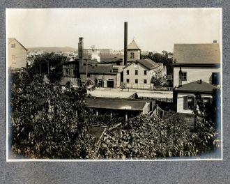 Scheffler Home view, New Jersey