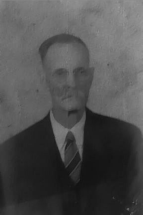 A photo of George P Moody