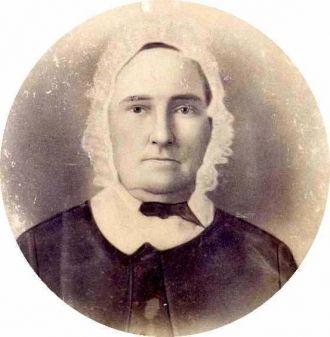 Rhoda Dillingham-Park (1787-1857)