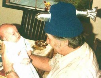 Frank Kroetsch & Grandson