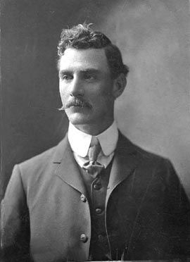 Clarence Hanlin; Santa Cruz, CA