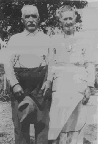 William Thomas on Left Brown