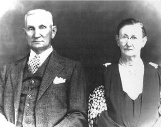Jessie and Safrona Frank