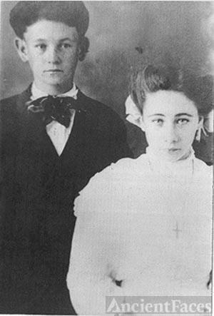Edward and Johanna Murphy