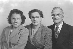 George & Mary Holcomb Family
