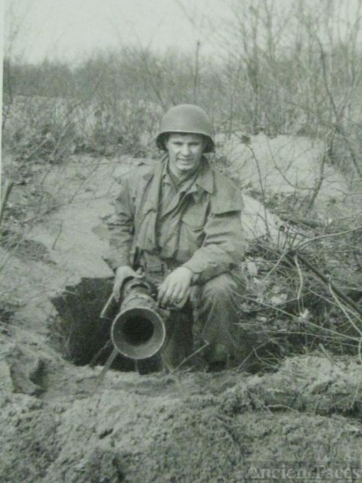 David B. Pacheco, Korean War