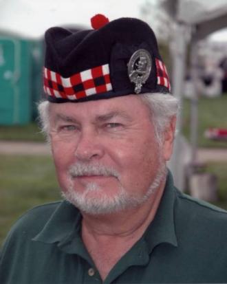 Dennis Orr at the Scottish Festival