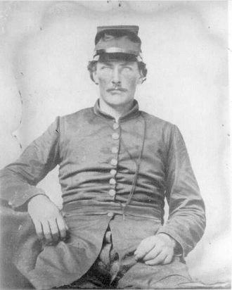 Larkin German, Georgia 1860's