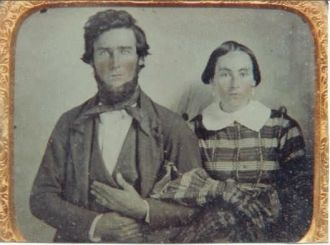 Samuel and Sarah Biddle