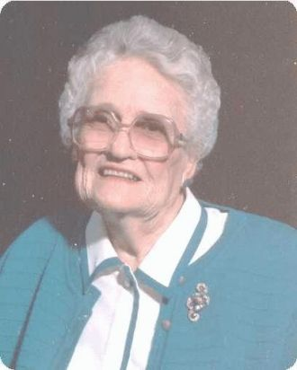 Mayme Marie Horton Hightower