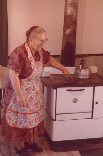Grandma Molnar