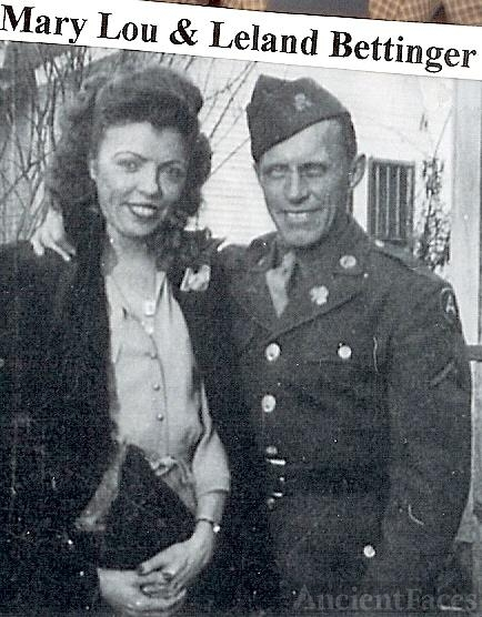Mary Lou and Franklyn Bettinger