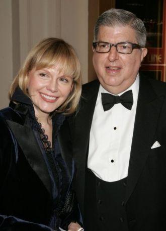 Terre Blair and Marvin Hamlisch