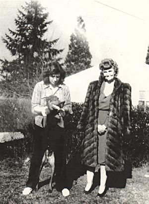 A photo of Ida Mae 'Peggie' (Ryno) Kroetch