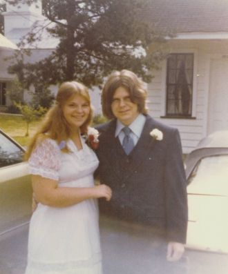 Thomas Jefferson and Lisa Kim Johnsons Wedding Photo