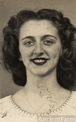 Barbara Weaver high school picture