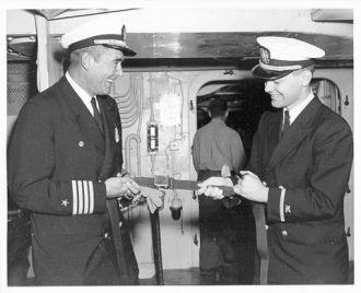 Captain Robert G. Dosè