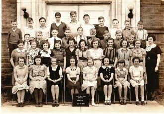 Pauline Schwab's class, OH 1938