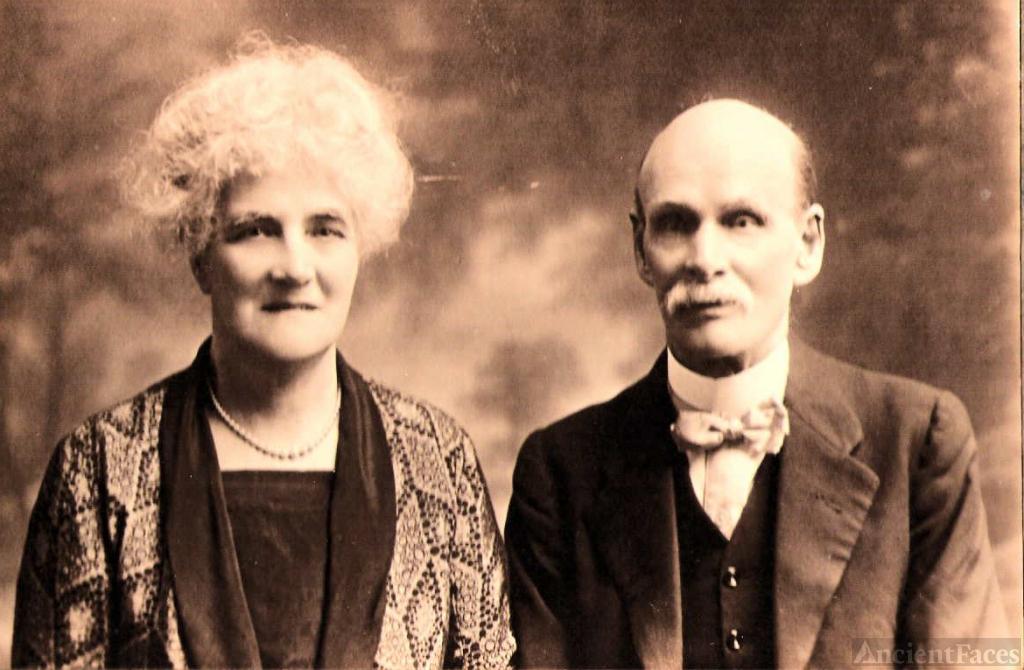 Ernest & Annie (Tadman) Renton